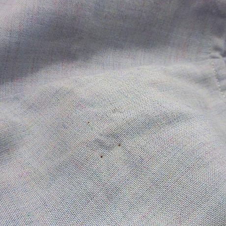 ビンテージ40's50's●DEADSTOCK Steil & Kingレーヨンループカラーシャツsize M●210608s7-m-lssh-lpデッドストックオープンカラー