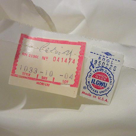 ビンテージ60's70's●レースウェディングドレス●210316f1-w-lsdrs ウエディング結婚式衣装ワンピースレディース古着