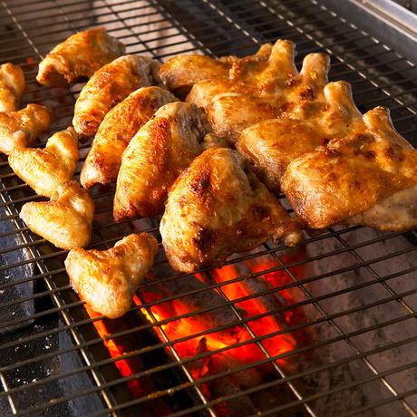 【冷凍】若鶏の炭火焼き