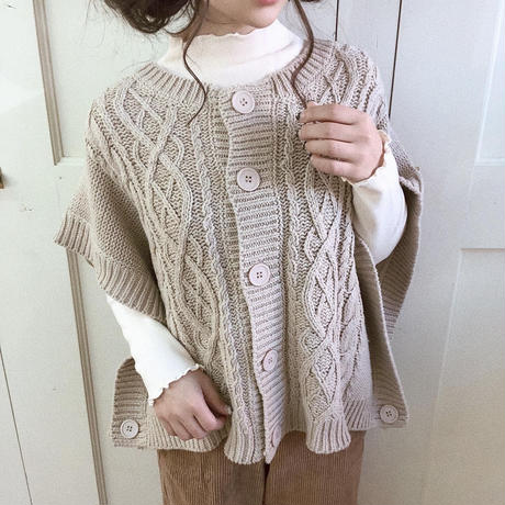 momonga cable over knit best