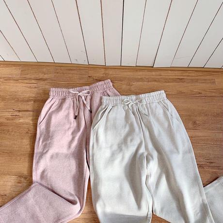sweat fleece pants