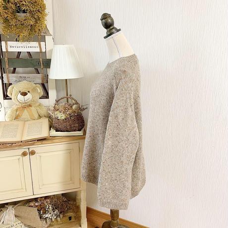 mosaic fairy knit (graige)