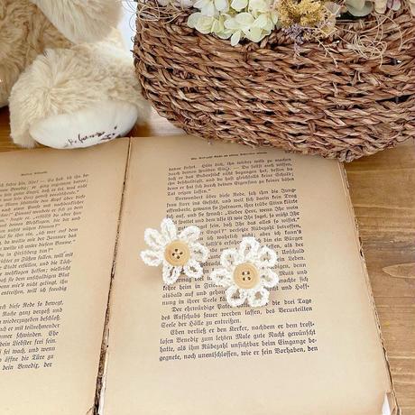 crochet flower PI & ER