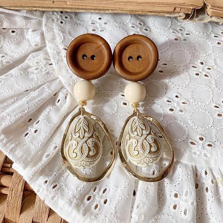 wood button germany PI&ER