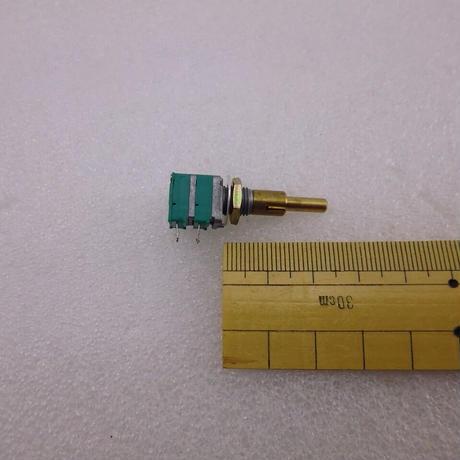 TR-751 TR-851修理用代替品( RIT / RF )2連2軸ボリューム  ALPS製 ( ZHW-574 )