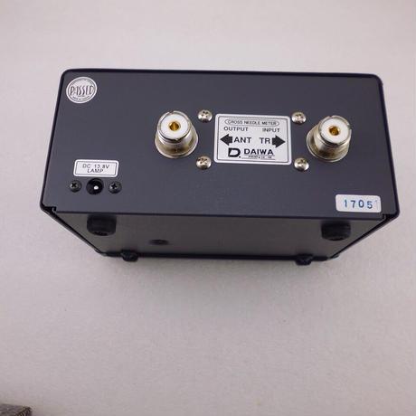 新品 DAIWA製 1.8MHz~150MHz  SWR / POWERメーター CN-101L ( ZHW-ETC-307 )