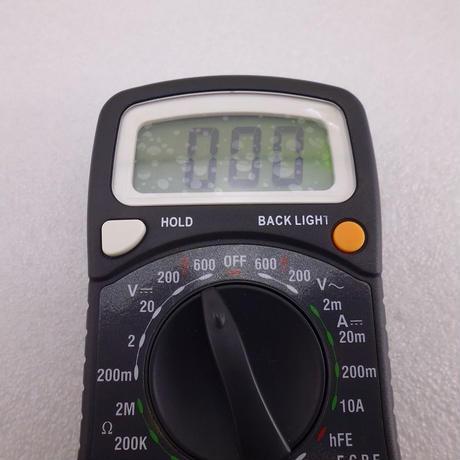 デジタルテスター HP838L