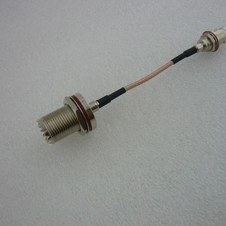 RG316/U   BNCJ - MJ ケーブル   L=130mm