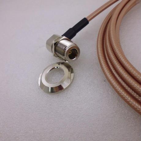 RG142 NLJ-NPモービル基台用ケーブルセット 3m ( ZHW-HAM-123 )