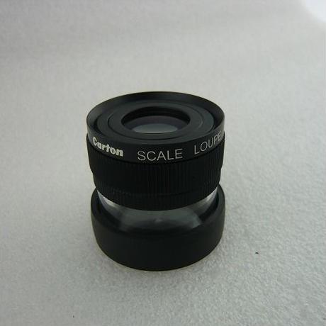 カートンスケールルーペ M-1210  ( Carton Scale Loupe M-1210)