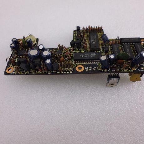 ICOM  IC-370 表示コントロールPCB