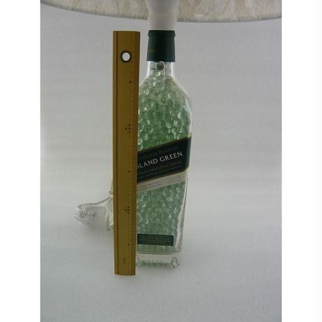 Johnni Walker  ISLAND GREEN ボトルランプスタンド (  Johnni Walker  ISLAND GREEN  BOTTLE  LAMP  STAND )