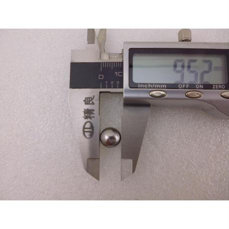 Φ9.5 ローテーター用鋼球 100個セット( ZHW-695 )