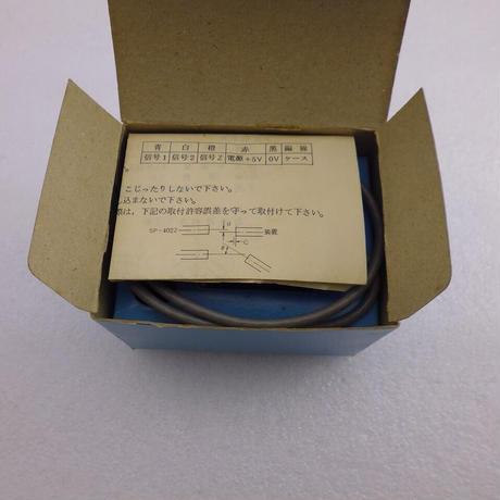 未使用 長期在庫品 ROTARY ENCODER SP-402Z 小野測器    ( ZHW-ETC-268 )