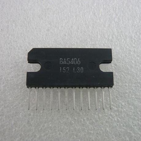 ステレオスピーカーアンプIC ( STEREO SPEAKER AMP IC )