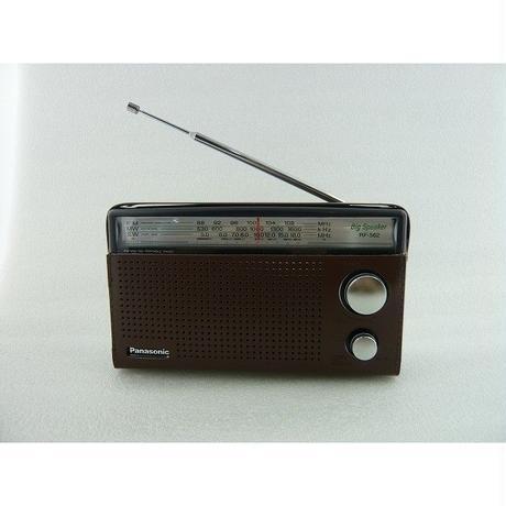 Panasonic ワイドFM受信可能   FM/AM /SW RADIO  RF-562D