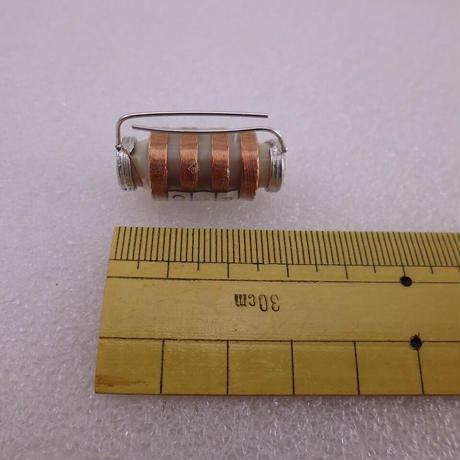 RFC高周波チョークコイル 2.5mH 100mA 4分割巻き ( ZHW-592 )