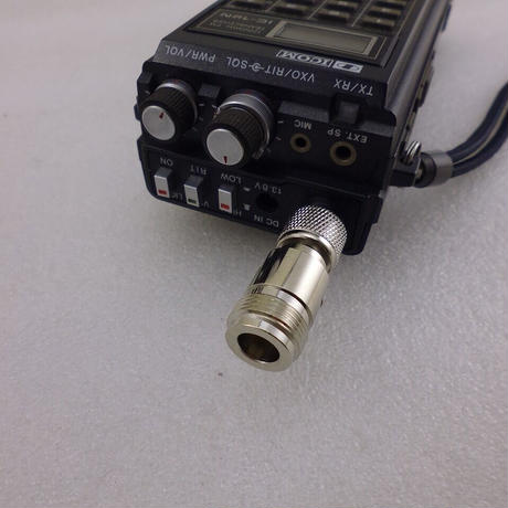 TNCP-NJ 変換コネクタ  ( ZHW-679 )