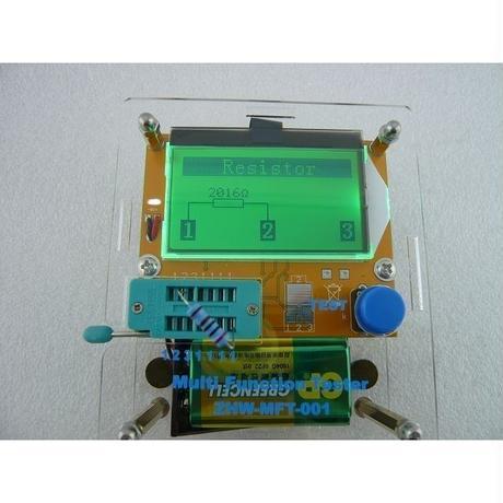 祐徳電子オリジナル MULTI  FUNCTION TESTER  ( ZHW-MEAS-018 )