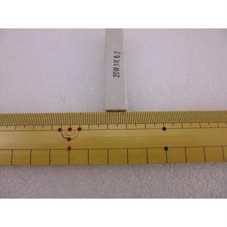 20W - 3.6KΩ セメント抵抗  ( ZHW-645 )