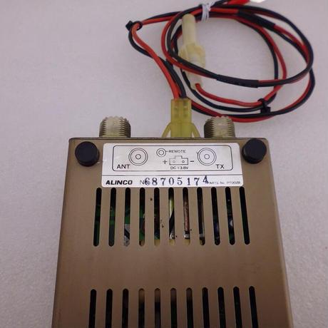 430MHz LINEAR AMP ALINCO ELH-740D 中古動作品 ( ZHW-ETC-327 )