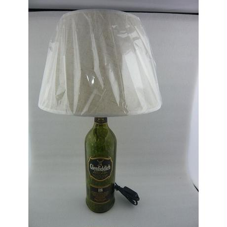 Glenfiddich 18YEARS  ボトルランプスタンド (Glenfiddich 18YEARS   BOTTLE  LAMP  STAND )