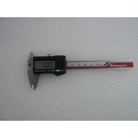 非常に使い易い  100mm デジタルノギス ( 100mm Digital Calipers )