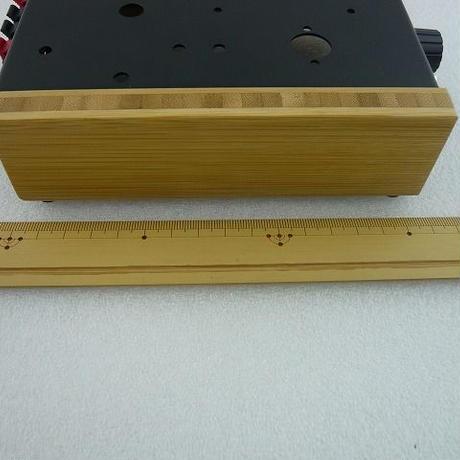 祐徳電子オリジナル 小型真空管AMP対応 CASE KIT ( ZHW-KIT-035 )