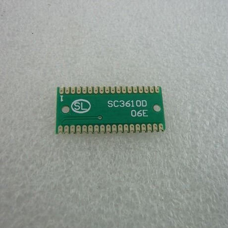 SC3610D Frequency and Clock Display Driver Unit   5pcs/pack