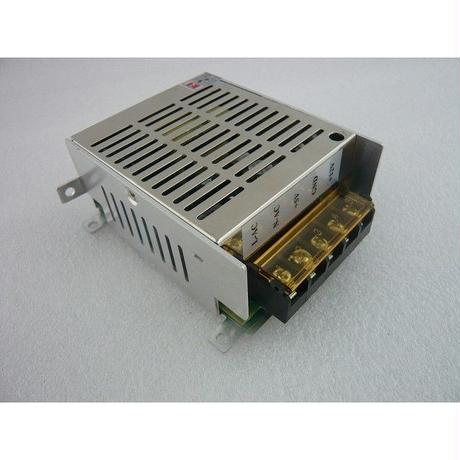 スイッチング電源   DC12V-3A / 5V-1.5A    ( SW POWER SUPPLY DC12V-3A / 5V-1.5A  )