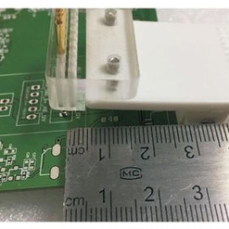 2.54mmピッチ ランド用テストクリップ  B ( ZHW-TOOL-061 )
