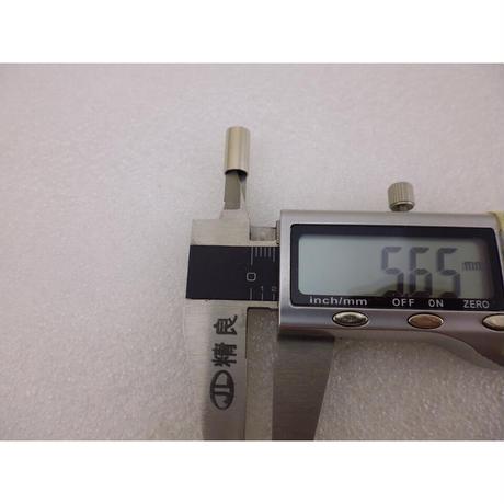 圧接(圧着)型 3D-2V / RG142 用  N型 同軸コネクタ プラグ ( ZHW-634 )