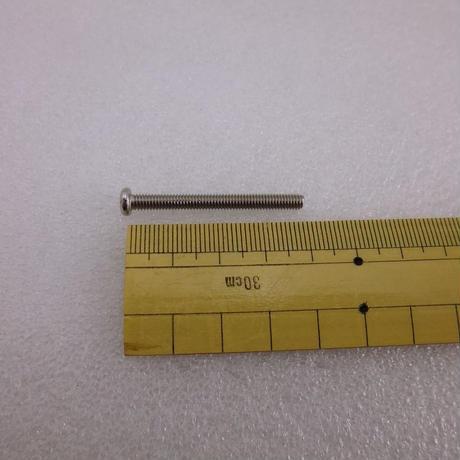 M4×40 十字ナベネジ 20本セット SUS304 ( DX ANTENNA DELTAX 430MHz 15ele エレメント固定用に最適 ) ( ZHW-550 )