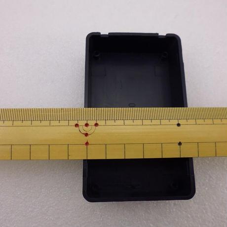 100×60×25 mm プラスチックケース  ( ZHW-648 )