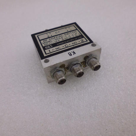 HIROSE 同軸リレー中古 (DC~15GHz)  ( ZHW-ETC-322 )