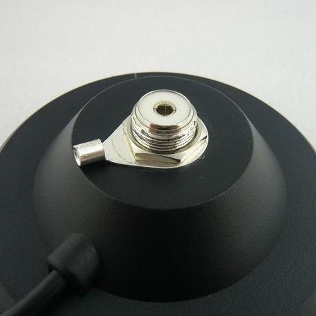 アンテナア-ス用 内径16mm丸型端子2個セット M JACK用