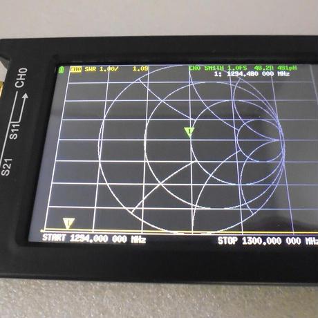 1200MHz帯アンテナ2分配器 / POWER SPLITTER  ( ZHW-HAM-134 )