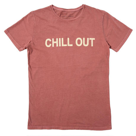 CHILL OUT TEE No.105