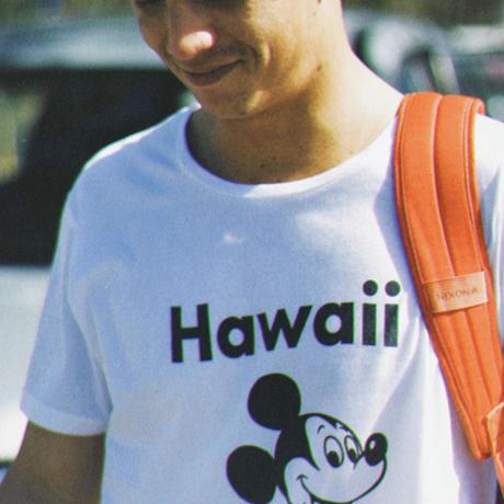 """Hawaii"" MICKEY(WHITE)No.155"