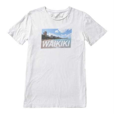 WAIKIKI PHOTO TEE No.140