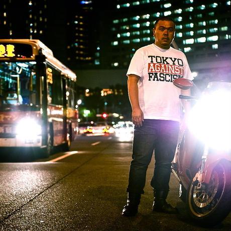 Tee: TOKYO AGAINST FASCISM(ホワイト)
