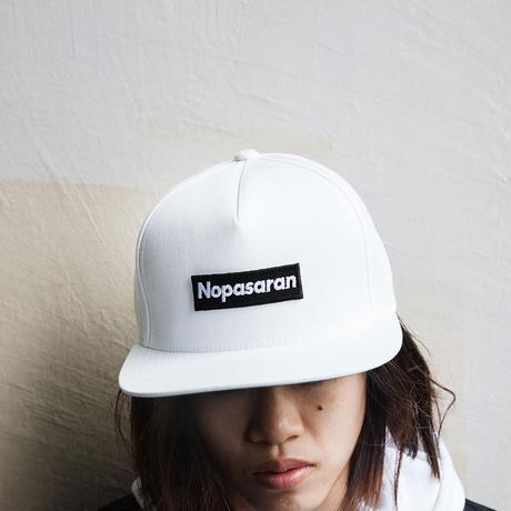 Nopasaran 2015 Snapback (white)