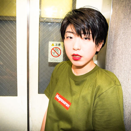 T-shirt: Nopasaran 2019 (army green)