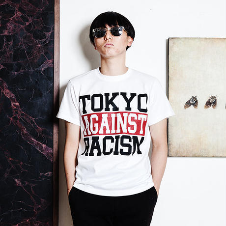 T-shirt: TOKYO AGAINST RACISM  (2013 Shin-Okubo Special)