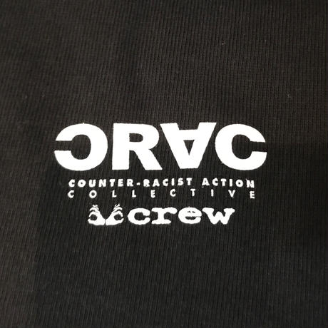 Long Sleeve: C.R.A.C. Crew Shirt (black)