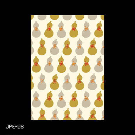 "Small Envelope ""Japonica Motif"" 2"