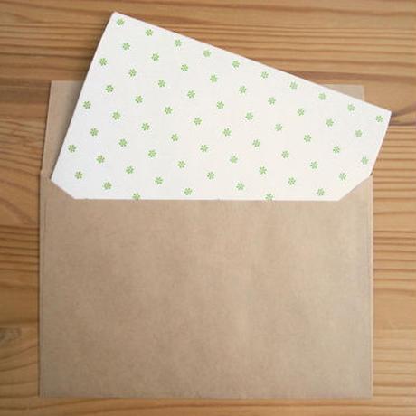 """Rough Paper Letter """"Multi Color"""" 2"""