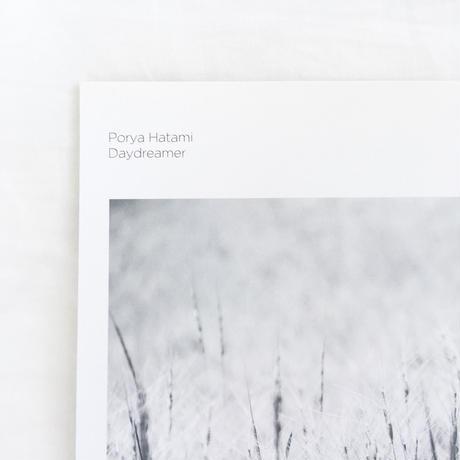 Porya Hatami 'Daydreamer' Postcard CD