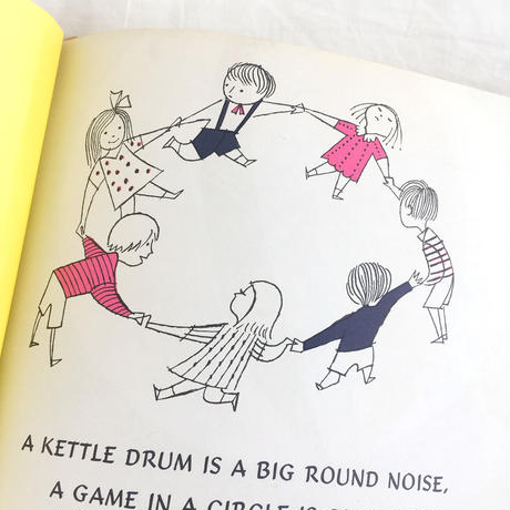 Vladimir Bobri 'A KISS IS ROUND' Picture Book