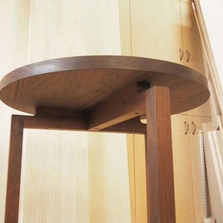 ソファーテーブル(ウォールナット材)